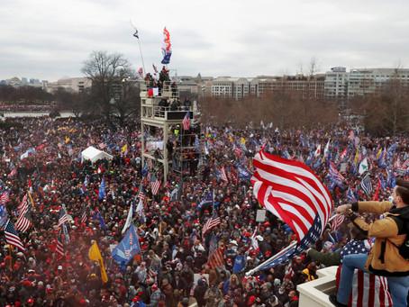 События 5 и 6 января в Америке