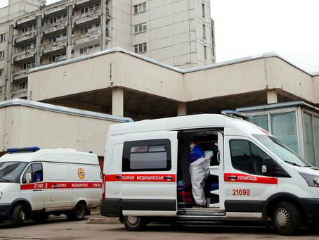 В России - 25 тысяч новых случаев коронавируса