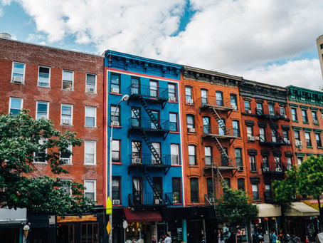 Два города в Нью-Йорке в десятке самых доступных рынков жилья