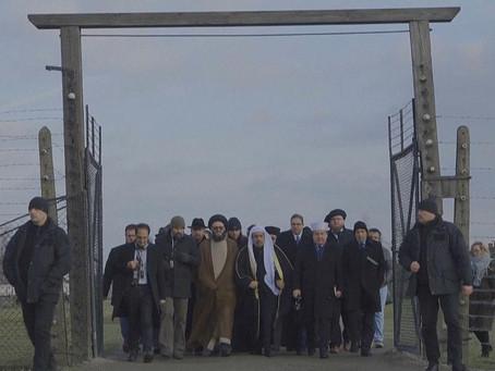 Мусульманские духовные лидеры посетили Аушвиц