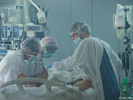 Коронавирус в мире: 84,7 млн заразились, более 1,8 млн умерли