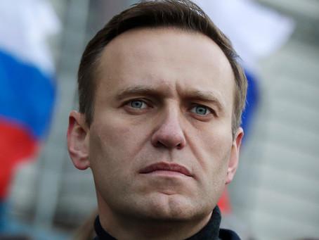 США и Евросоюз требуют освобождения Навального