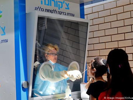О коронавирусе в Израиле