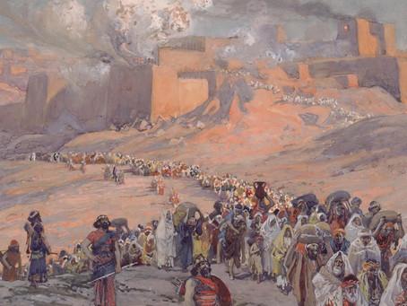 В недельных главах Торы, которые мы читаем в эти недели рассказывается о выходе евреев из Египта и и