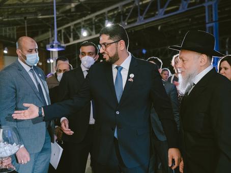 Первый посол ОАЭ в Израиле принес присягу