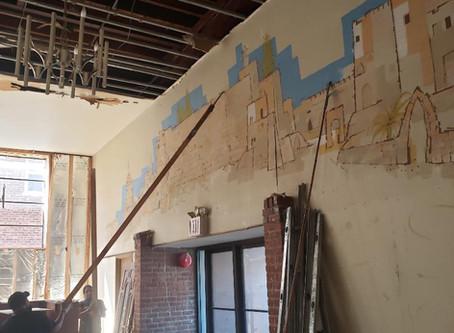 Восстановление главной синагоги Ор-натан Браервуд