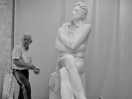 В Узбекистане умер известный скульптор Яков Шапиро
