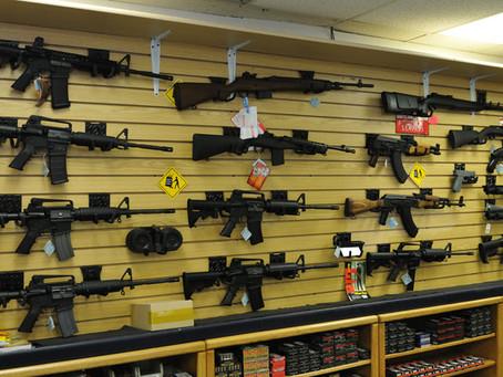 В США растут продажи оружия на фоне опасений по поводу безопасности