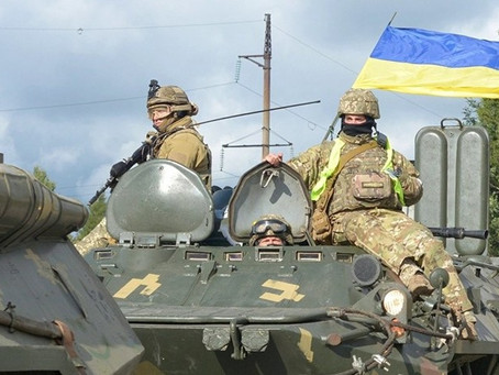 Конфликт на Донбассе набирает обороты