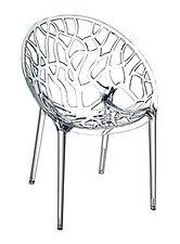 chaise polycarbonate polypropylène siesta terrasse extérieur