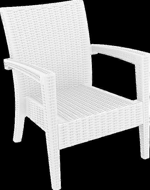 Miami lounge armchair 850