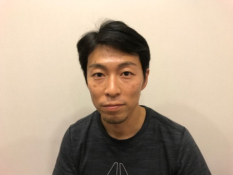 トレーナー紹介(岡田トレーナー)