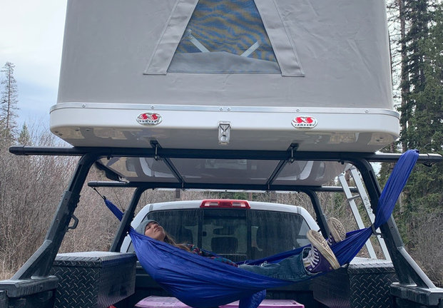 Maggiolina Extreme, Yakima Bed Rack