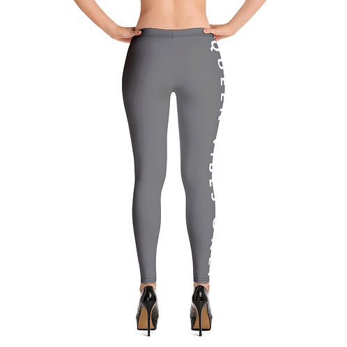 QVO Gry Leggings
