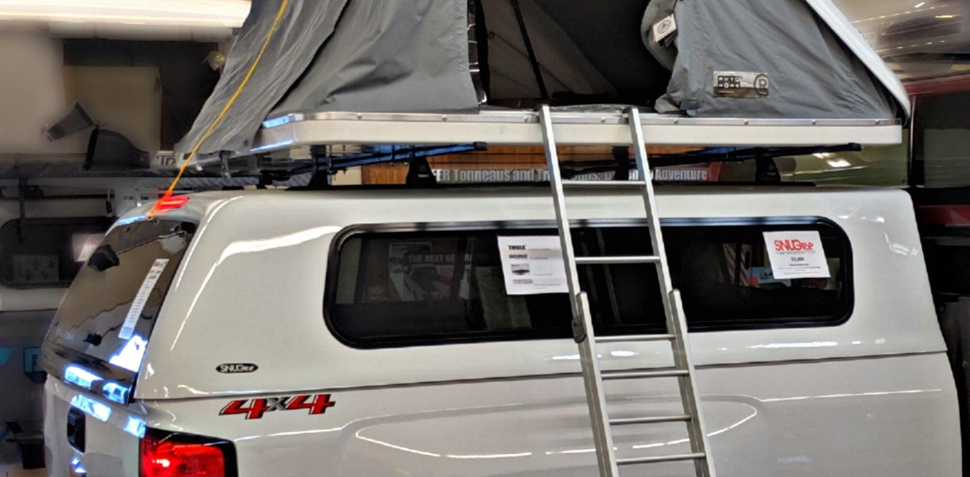 Columbus Variant Roof Top Tent
