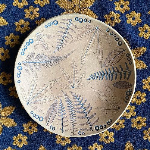 Circular Shallow Plate