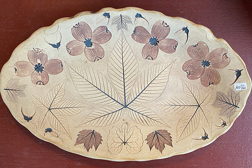 Dogwood Ancestor Platter