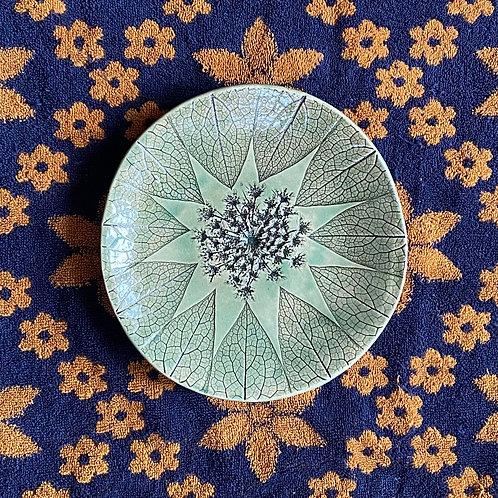 Queen Anne's Lace Comfrey Mandala