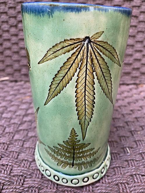 Deep forest Elven mug