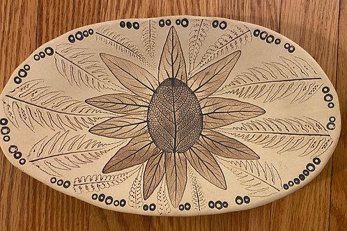 Sage Fern Sun Mandala
