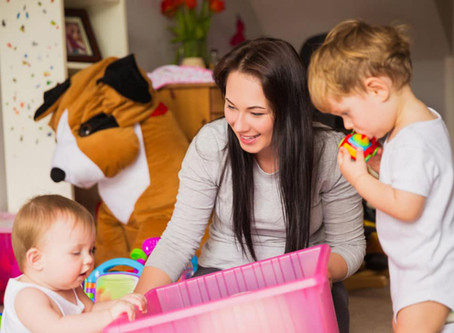 5 Tips For New Babysitters
