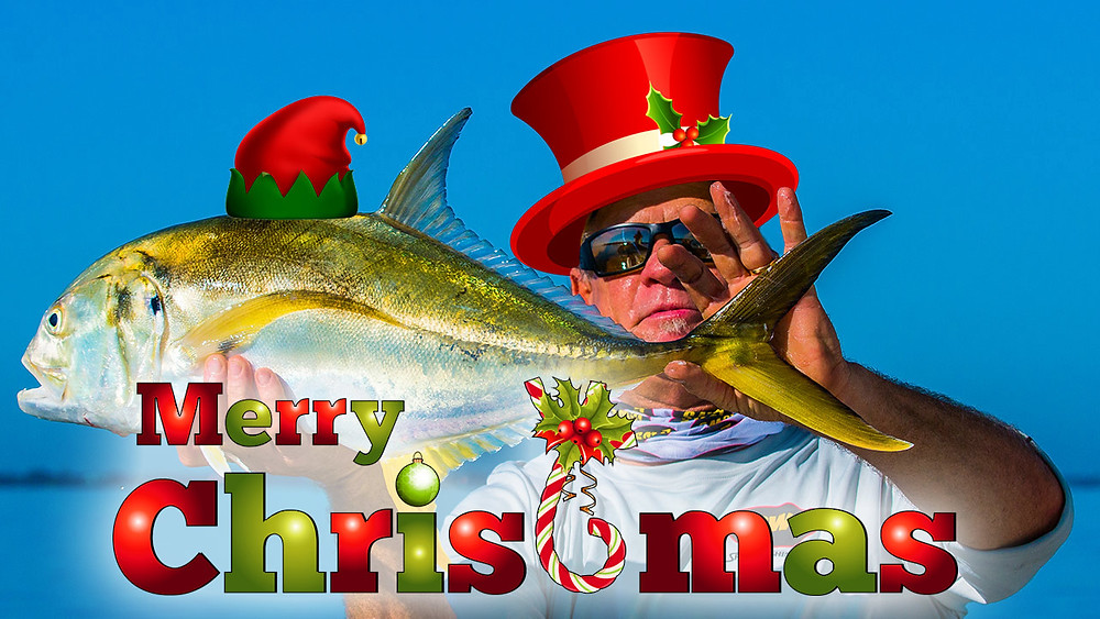Merry Christmas from Addictive Fishing