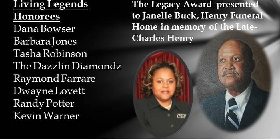 2019 Black Living Legend & Legacy Awards