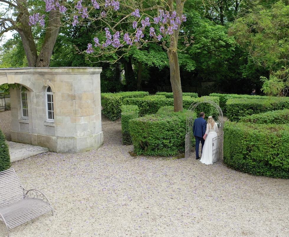 Mariage au Château de Précy