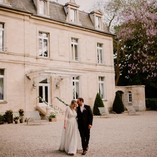 Shooting au Château de Précy