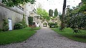 Douves du Château de Précy