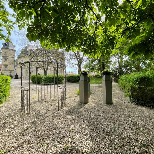Parc du Château de Précy