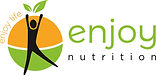 Enjoy Nutrition Logo (Landscape 4 Col) c
