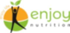 Enjoy Nutrition Logo (Landscape 4 Col) c