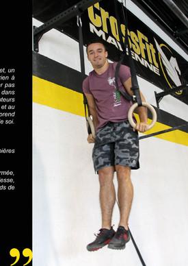 CrossFit témoignages