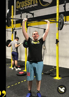 CrossFit témoignages Yoann