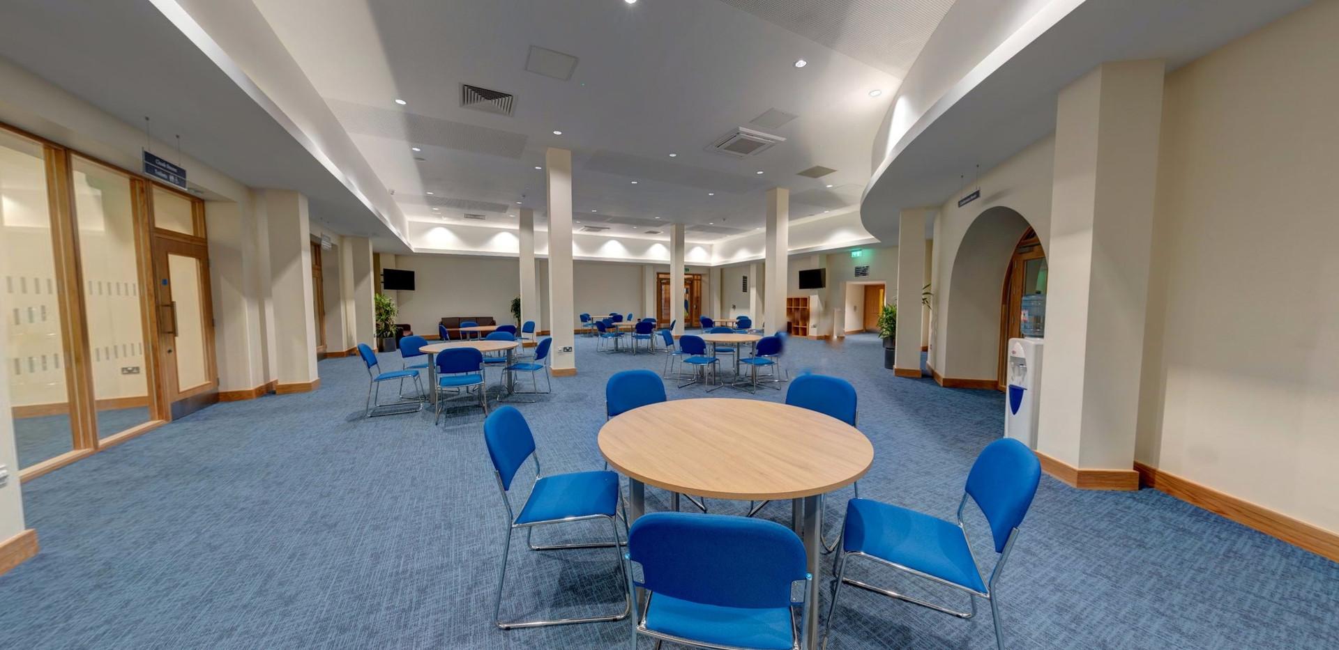 Exhibition Area Ground Floor