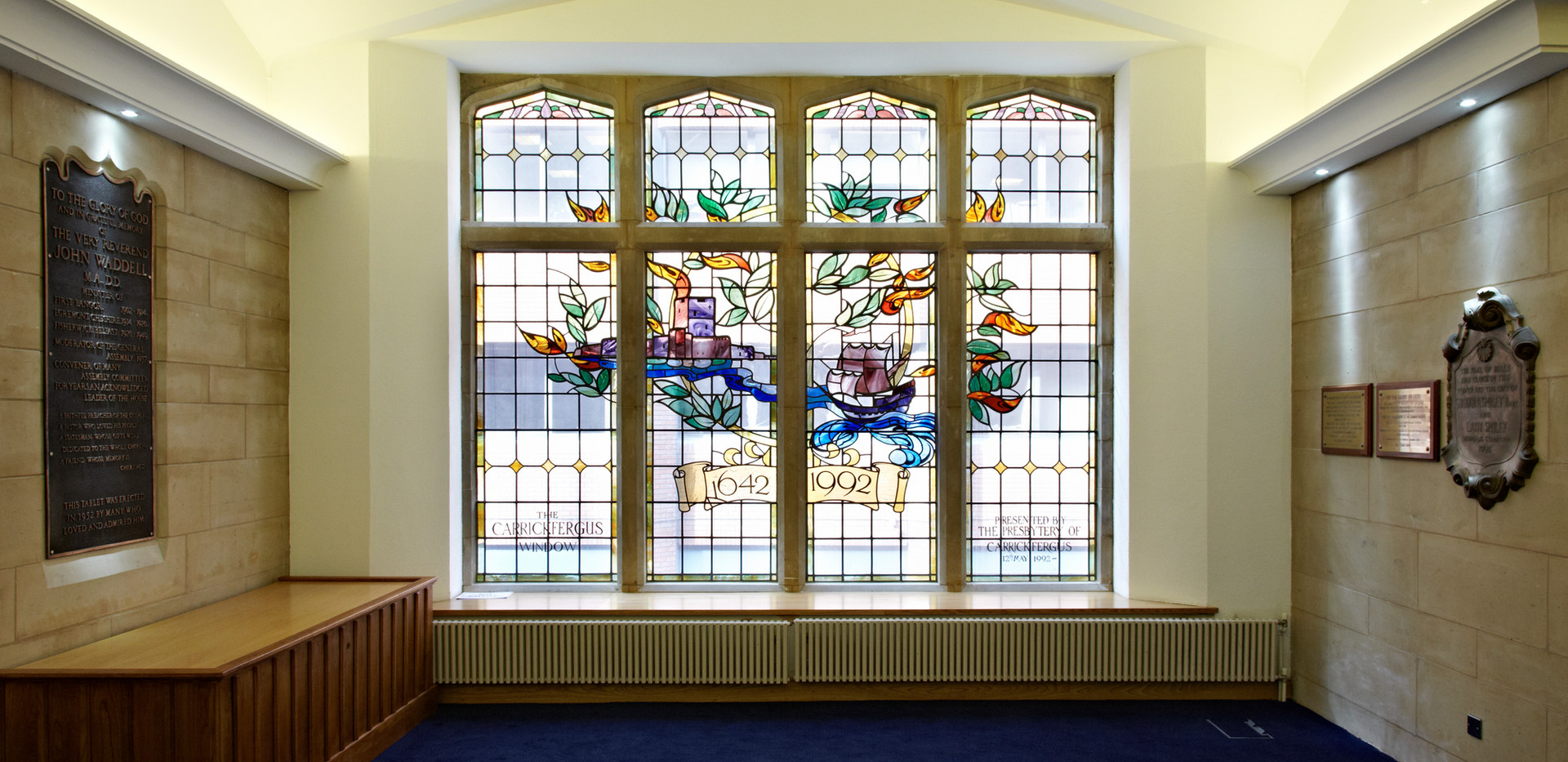Carrickfergus Window