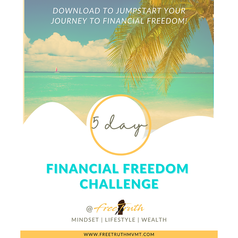 5 Day Financial Freedom Challenge