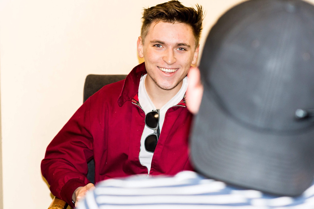 Humans of Halls editor Raphi Patterson interviews JCR Ents Officer Shane Kenneally.