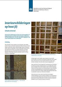 RCE Brochure Interieurschilderingen op h