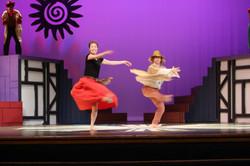 Hoedown Dance Break