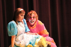 Alice in Wonderland (Cheshire Cat)