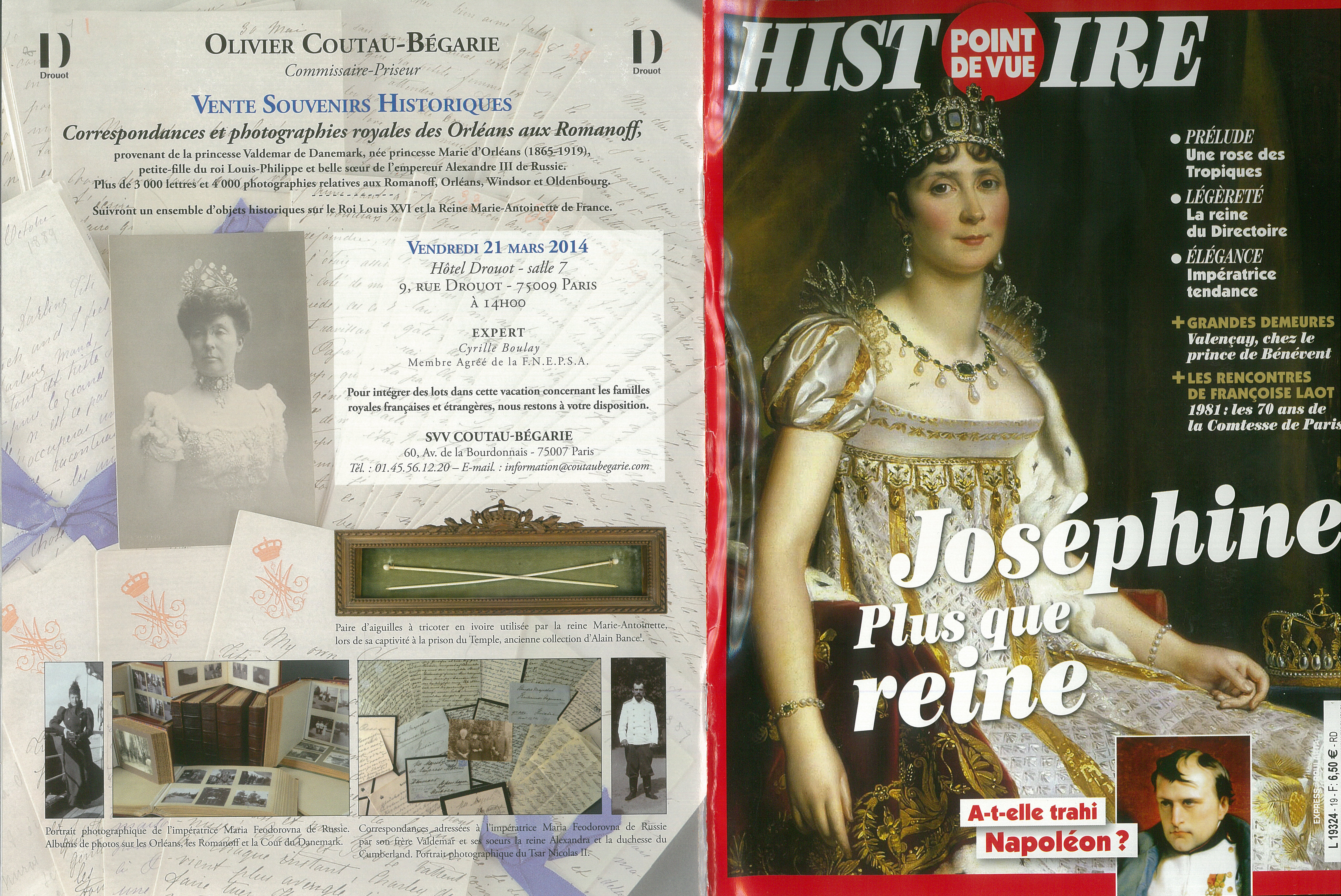Point de vue Histoire n°19-Mars2014