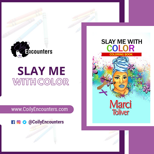 SLAY ME WITH COLOR -digital book