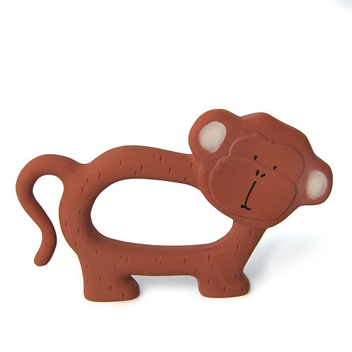 TRIXIE Natural Rubber Grasping Toy - Monkey