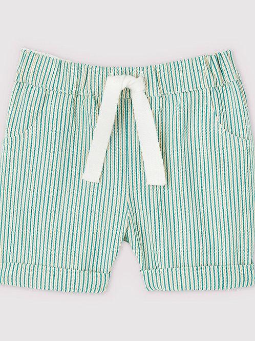 PETIT BATEAU Stripy Shorts