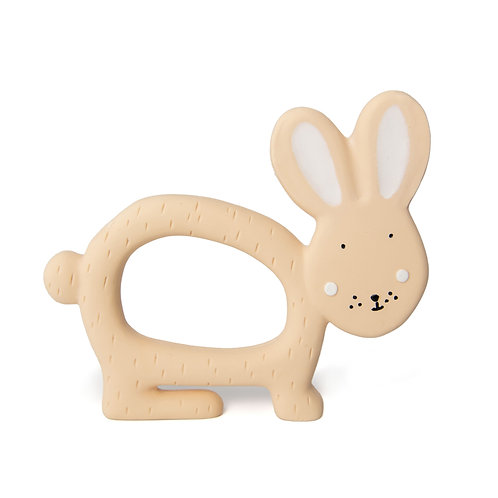 TRIXIE Natural Rubber Grasping Toy - Rabbit
