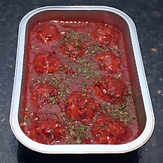 Handmade Italian Style Meatballs