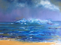 Wonders of the sea colection.  SOLD