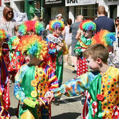 Knutsford Royal Mayday